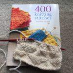 今日の模様編み 1-3
