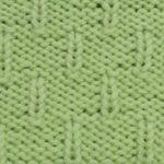 今日の模様編み 11