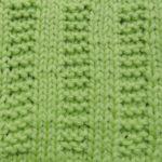 今日の模様編み 15