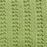 今日の模様編み 14