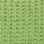 今日の模様編み 17