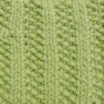 今日の模様編み 18
