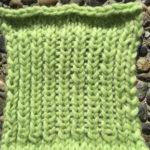 今日の模様編み 8