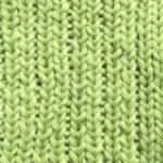今日の模様編み 9