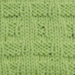 今日の模様編み 24