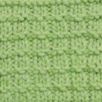 今日の模様編み 27