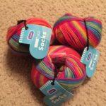 日本で買った毛糸 3