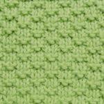 今日の模様編み 35