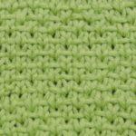 今日の模様編み 37