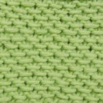 今日の模様編み 38