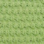 今日の模様編み 40