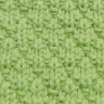 今日の模様編み 41
