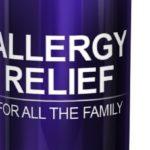 アレルギー反応中
