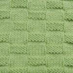 今日の模様編み 48