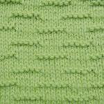 今日の模様編み 50