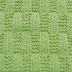 今日の模様編み 53