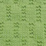 今日の模様編み 54