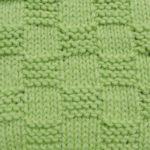 今日の模様編み 55