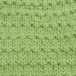今日の模様編み 57
