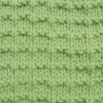 今日の模様編み 58