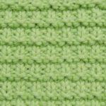 今日の模様編み 60