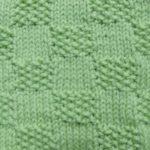 今日の模様編み 61