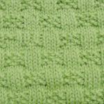 今日の模様編み 62