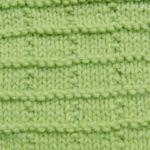 今日の模様編み 64