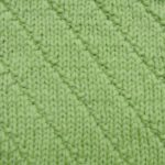 今日の模様編み  66