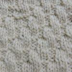 今日の模様編み 72 〜 今日はニットの日
