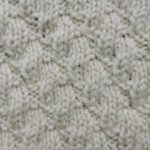 今日の模様編み 73
