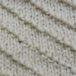 今日の模様編み 75