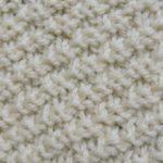 今日の模様編み 77