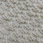 今日の模様編み 79