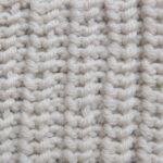 今日の模様編み 〜 番外編2