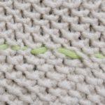 今日の模様編み 〜 番外編4