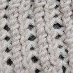 今日の模様編み 〜 番外編7