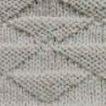 今日の模様編み 80