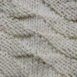 今日の模様編み 81