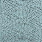 今日の模様編み 87