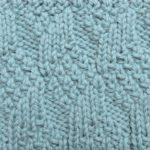 今日の模様編み 89