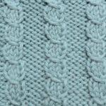 今日の模様編み 93