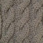 今日の模様編み 101
